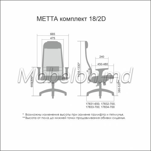 METTA 18/2D