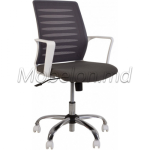 Armchair WEBSTAR GTP WHITE TILT CHR61 С-11/OH -05